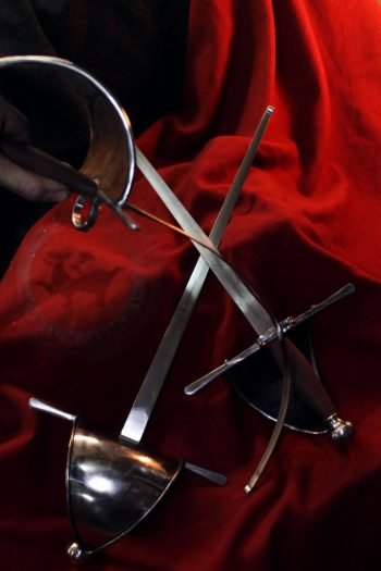 Sail dagger, hema, parrying dagger, maine gauche,